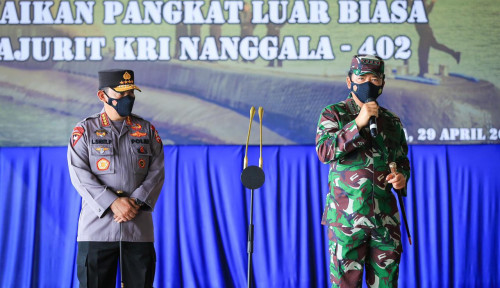 Panglima TNI dan Kapolri Langsung Turun Tangan Habisi KKB Teroris di Papua