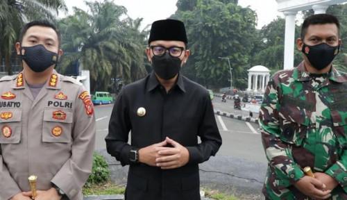 Kasus Covid-19 Naik, Kota Bogor Kembali Terapkan Sistem Ganjil Genap