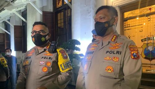 Reaksi Kapolres Surabaya Ketika Tahu 5 Polisi Anak Buahnya Pesta Sabu