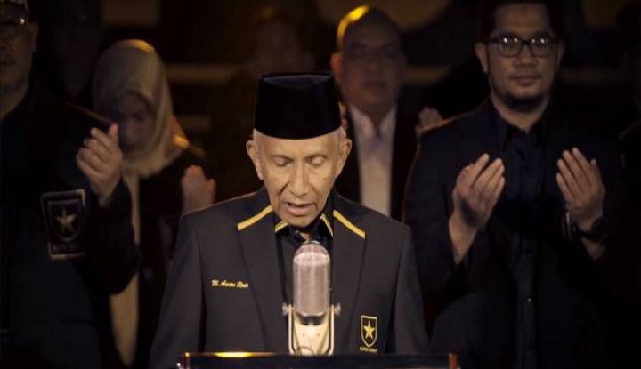 Tinggalkan PAN, Sugiyanto Merapat ke Partai Ummat: Amien Rais Sangat Saya Hormati