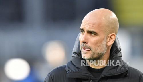 Wadidaw, Guardiola Siapkan Sampanye untuk Kemenangan Liverpool