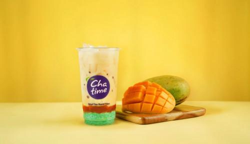 Meriahkan Ramadan 2021, Chatime Hadirkan Mango Sticky Rice