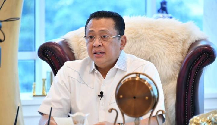 Gegara Debt Collector Kepung TNI, Ketua MPR Minta Polisi Tindak Leasing