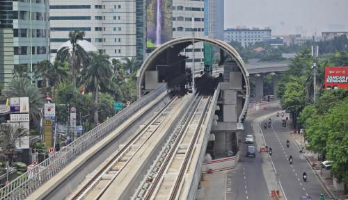 Tabrakan LRT Bawah Tanah Sukses Dievakuasi, Perbaikan Sedang Berlangsung