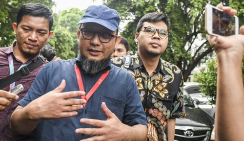 Novel Baswedan Dipecat, KPK Langsung Bereaksi
