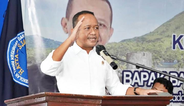 Menteri Investasi Pastikan Sudah Ada Solusi Soal Investasi Maritim yang Mangkrak