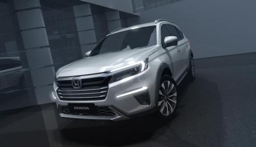 Honda Rilis Mobil Konsep 7 Penumpang di Indonesia