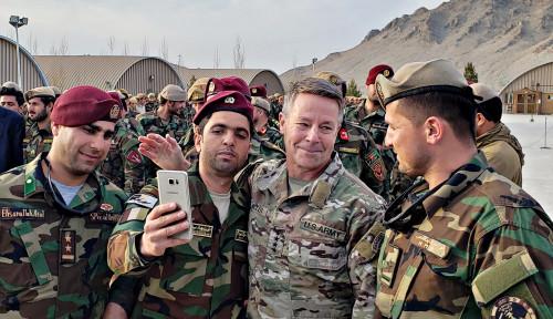 Amerika Baru Angkat Kaki, Tentara Afghanistan Terlibat Pertempuran dengan Taliban
