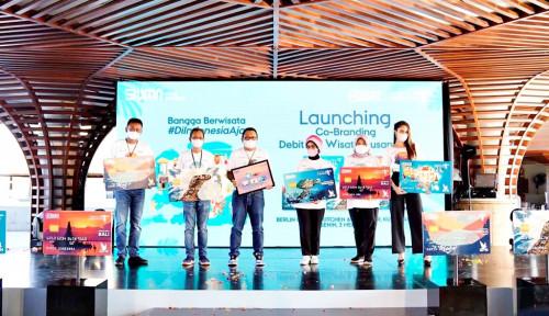 Sinergi Kemenparekraf dan BRI Luncurkan Debit BRI Wisata Nusantara