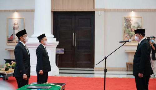 Gubernur Banten Dukung Manajemen Baru Bank Banten Lakukan Transformasi Pencapaian Kinerja Terbaik