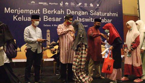 Menjemput Berkah Ramadan, Jaswita Jabar Santuni Anak Yatim