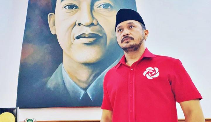 Giring Gak Berani Kritis ke Jokowi, Beraniya Cuma ke Anies, Pakar sebut Lagi Belajar Politik