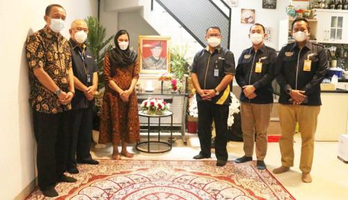 Asabri Serahkan Santunan Kematian pada Ahli Waris Kabinda Papua