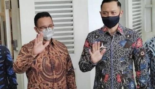 AHY Dekati Anies Baswedan, Pakar: Sulit jika Tak Dikaitkan Pilpres 2024