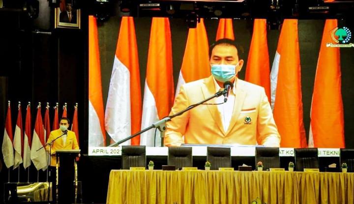 Terlibat Kasus Korupsi, Azis Syamsuddin Didesak Mundur dari Wakil Ketua DPR, Golkar Bilang...