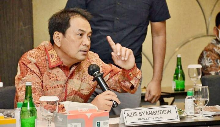 Teka-Teki Aziz Syamsuddin Mangkir dari Pemeriksaan KPK: Ternyata Dia Masih...