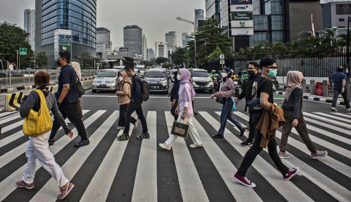 Penyaluran Program PEN sampai 18 Juni 2021 Baru 32,4%
