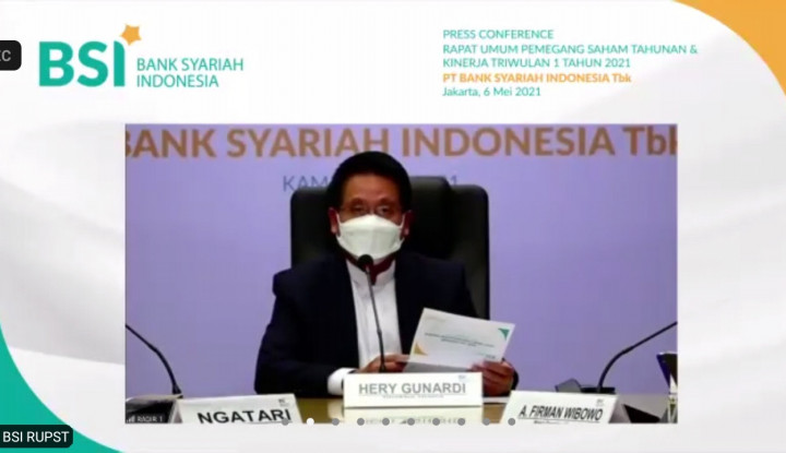Makin Ngacir Aja, Laba Bersih BSI Naik 12,85% di Triwulan I 2021
