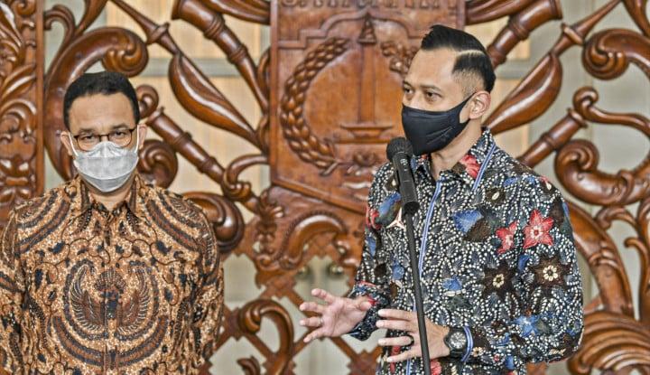 Andai Saja Zulhas Tahu Diri, Anies dan AHY Punya Peluang Besar Gantikan Jokowi dan Maruf Amin