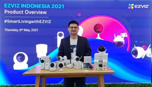 Sepanjang Tahun 2021, EZVIZ Luncurkan Beragam Produk Smarthome Ini...