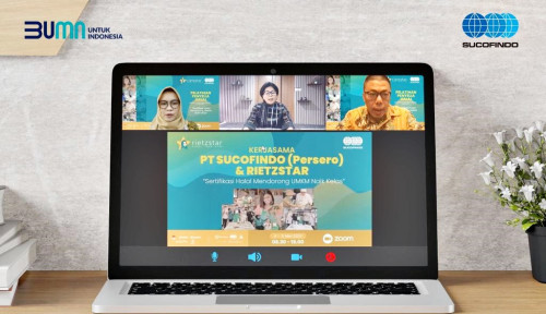Sucofindo Dorong UMKM Berdaya Saing, Adakan Pelatihan Penyelia Halal Gratis