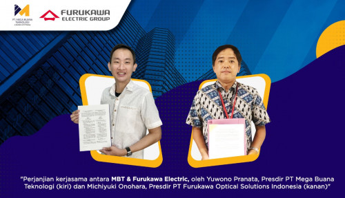 MBT Gandeng FOSI Indonesia Dukung Pertumbuhan Industri Telekomunikasi & Data Center