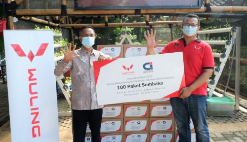 Cortezian Indonesia Gelar Kegiatan Sosial Donasi Sembako untuk Kaum Lansia di Bekasi