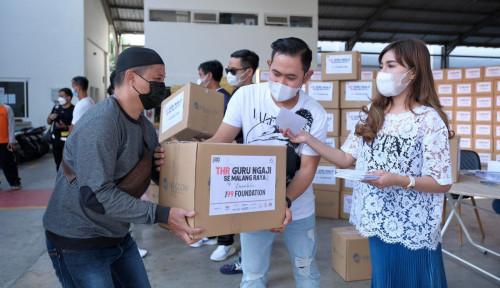 Berkah Ramadan, Juragan99 Bagi-Bagi THR untuk 500 Guru Ngaji Se-kota Malang