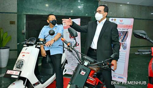 Bersua Menteri Perhubungan, Bamsoet Bahas Legalitas Kendaraan Kustom