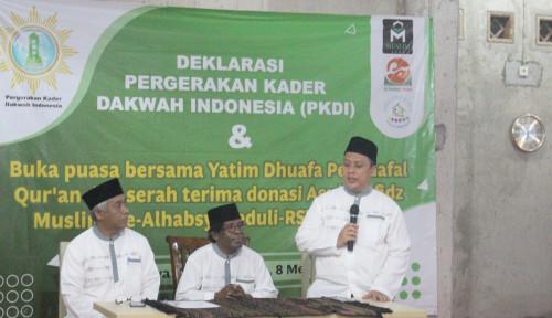 Untuk Kemashalatan Ummat, PKDI Lakukan Deklarasi