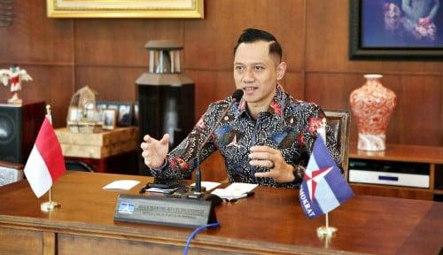 Partai Pimpinan AHY Blak-Blakan: Partai Demokrat Naik Kelas Habis Diterpa Prahara Kudeta Moeldoko