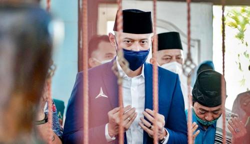 Santun dan Gak Baperan, Netizen Puji Sikap Kenegarawanan Mas AHY kepada Pak Yasonna