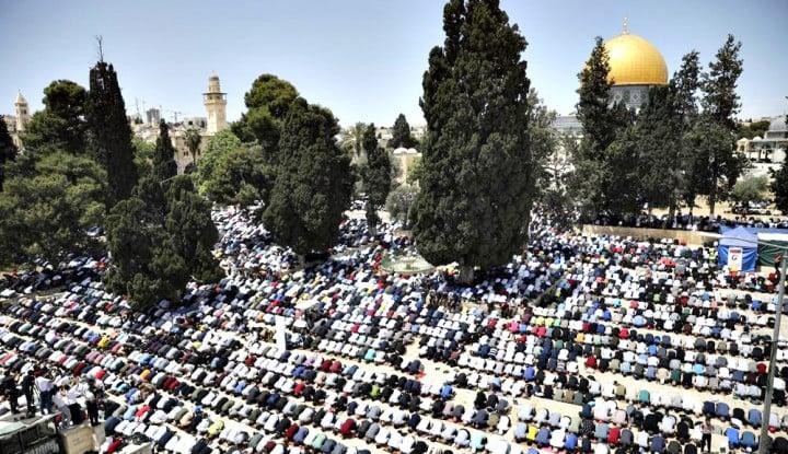 Perhatian, Indonesia Ambil Langkah Ini Sikapi Tragedi Berdarah di Masjid Al-Aqsa
