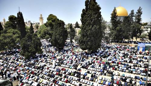 Senggol Penyerbuan Al-Aqsa, Partai Islam Israel: Masjid Itu Hanya Milik Umat Islam