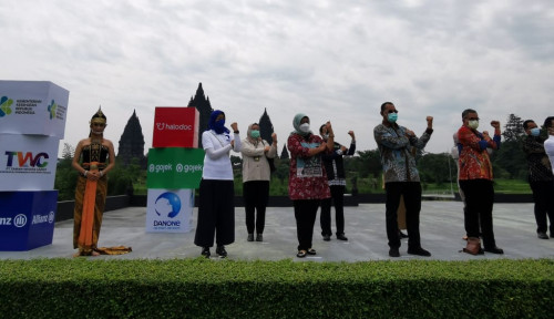 AQUA Sukses Vaksinasi 5.500 Pelaku Industri Pariwisata di Yogyakarta