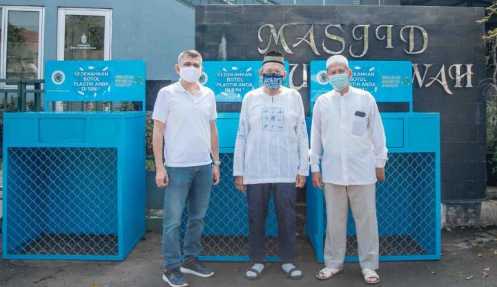 Le Minerale Dukung Program Gerakan Sedekah Sampah Indonesia Berbasis Masjid