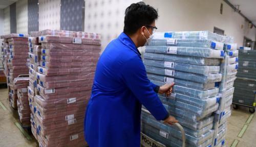 Pengumuman! Uang Beredar Tumbuh 6,9% jadi Rp7.198 Triliun di Agustus 2021