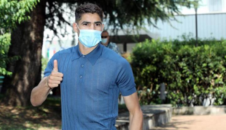 Gelandang Sayap Inter Milan Serukan Kampanye Free Palestina