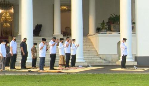 Khotbah Anggota Paspampres Serda Ridwan Mengena bagi Jokowi, Begini Isinya...