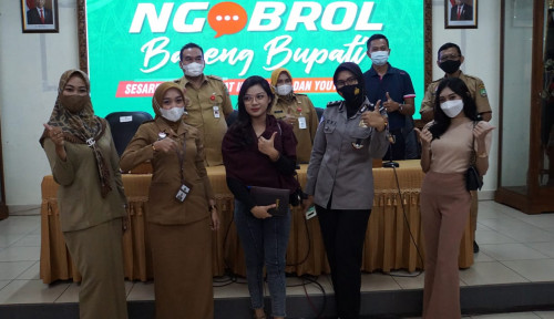 Bupati Ajak Influencer Angkat Potensi Kabupaten Blora