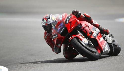 Miller Pecundangi Zarco dan Quartararo di MotoGP Prancis
