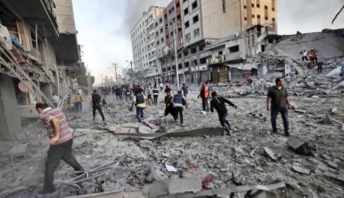 Desak Setop Konflik Palestina, ICMI Lantang Bersuara: Ini Bukan Perang Soal Agama