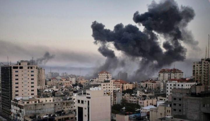 PAN Rongrong Pemerintah Ambil Langkah Konkret Hentikan Kekejaman Israel