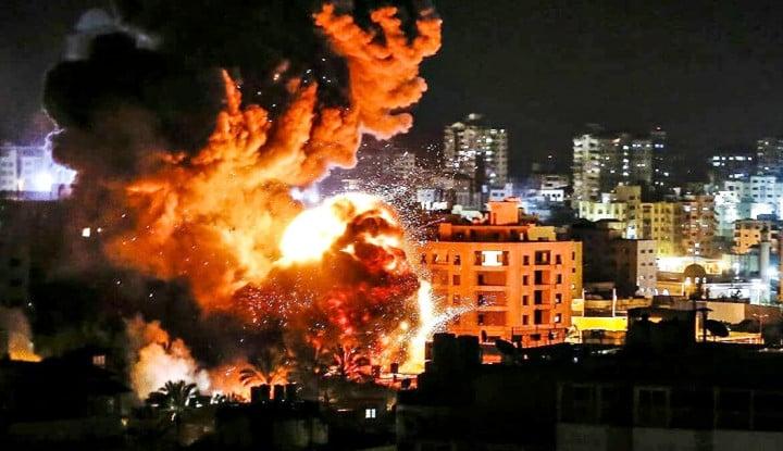 Upaya Menghentikan Kebengisan Israel, Tak Usah Berharap ke Liga Arab