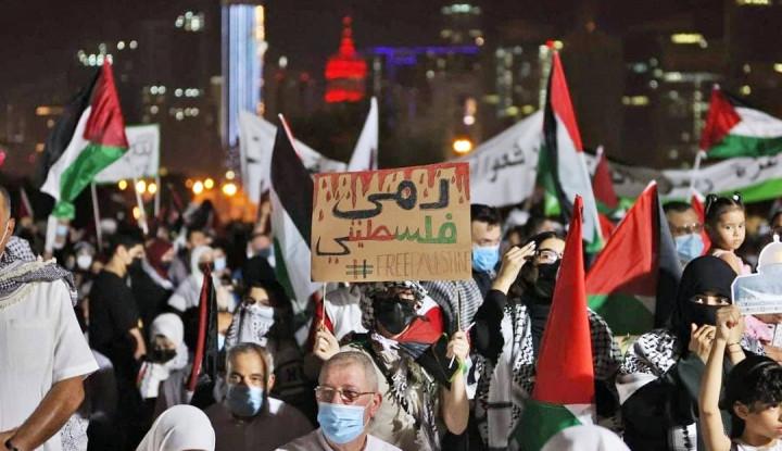 Simak Baik-baik, Amerika Lagi Berbaik Hati Ingin Bantu ke Palestina dan Israel dengan Syarat...