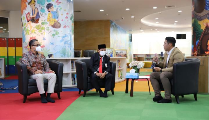 Sisi Hulu dan Hilir Wajib Dukung Penguatan Literasi