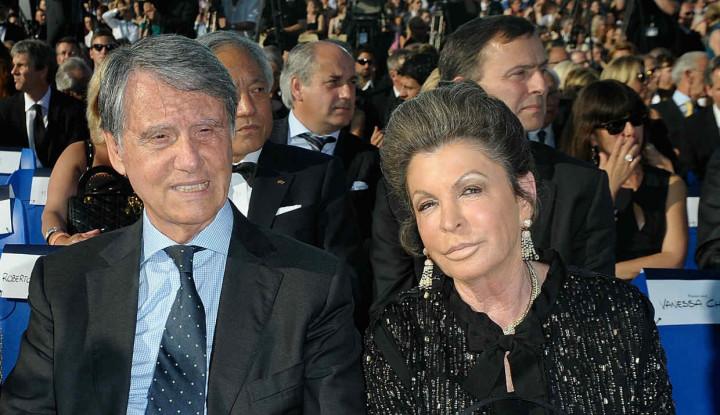 Foto Berita Kisah Orang Terkaya: Rafaela Aponte, Istri dari Miliarder Italia Pemilik Pelayaran Logistik Dunia