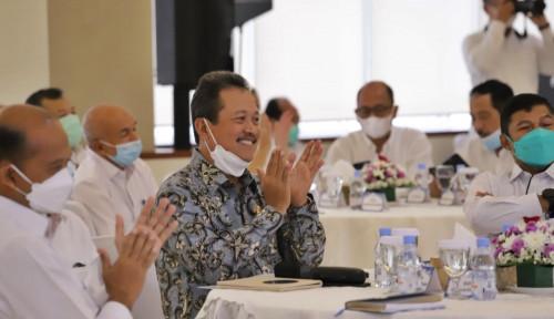Halalbihalal KKP, Menteri Trenggono Singgung Pentingnya Dream Team