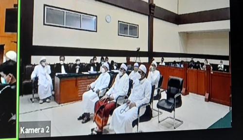 Habib Rizieq Beserta 5 Eks Petinggi FPI Dilarang Aktif dalam Hal Ini...