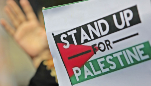 Melihat Palestina dalam Lensa Kacamata Arab Saudi